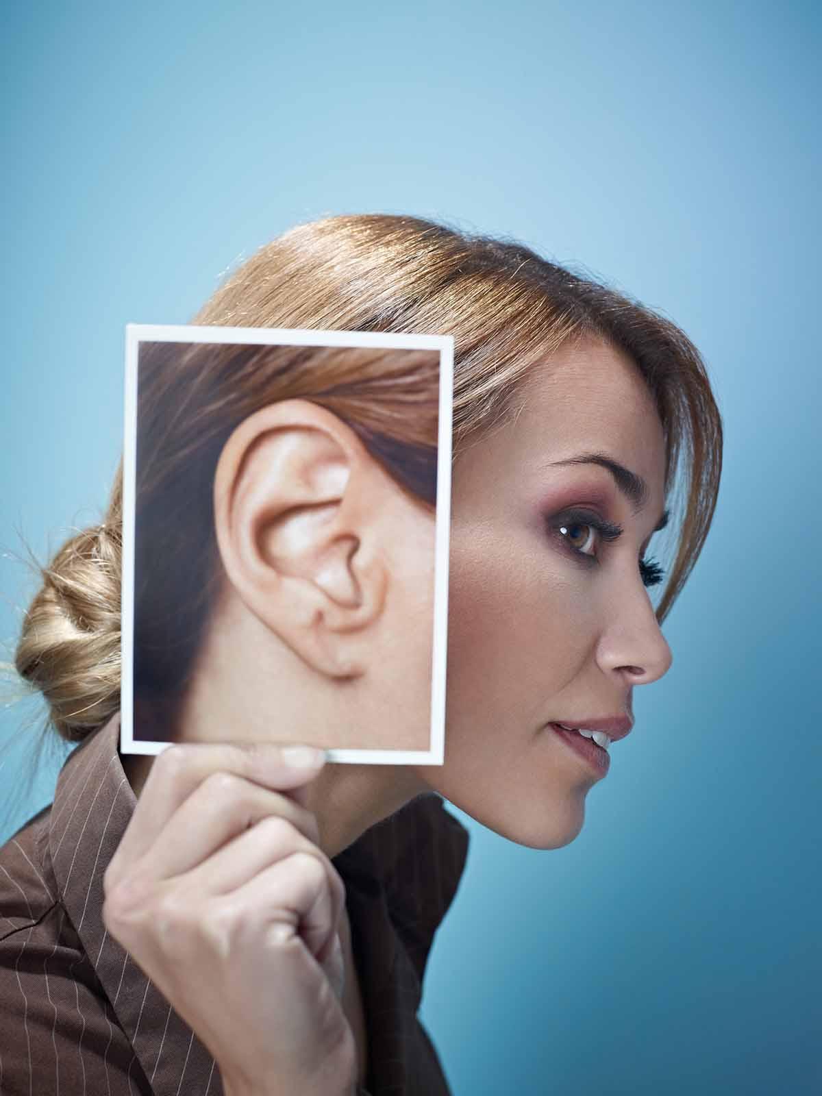 Hallásvizsgálat előtt