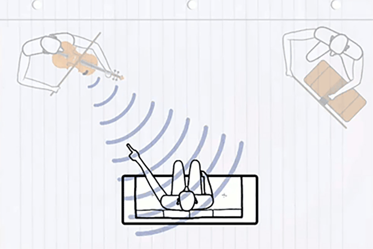 A binaurális hallás előnyei